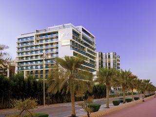 Urlaub Dubai im Aloft Palm Jumeirah