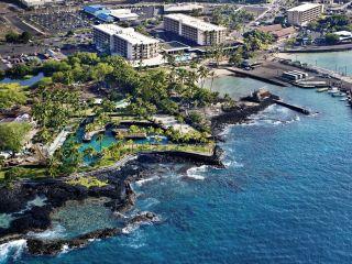 Kailua-Kona im Courtyard King Kamehameha's Kona Beach Hotel