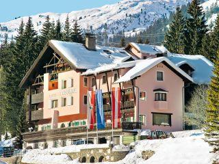 Sankt Anton am Arlberg im Mooserkreuz