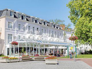 Ostseebad Heringsdorf im SEETELHOTEL Pommerscher Hof