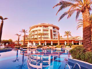 Urlaub Side im sunis Evren Beach Resort Hotel & SPA