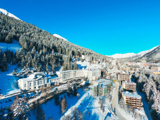 Davos Platz im Steigenberger Grandhotel Belvédère