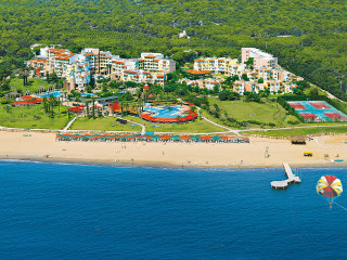 Belek im Limak Arcadia Sport Resort Hotel