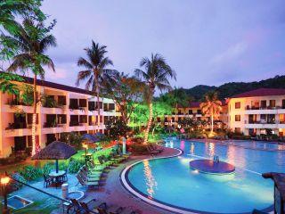 Urlaub Insel Langkawi im Holiday Villa Beach Resort & Spa Langkawi Kedah
