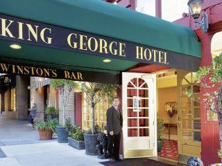 Urlaub San Francisco im King George Hotel