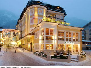 Urlaub Bad Hofgastein im Österreichischer Hof