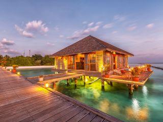 Urlaub Komandoo im Komandoo Island Resort & Spa