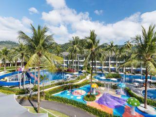 Urlaub Khuek Khak im X10 Khaolak Resort