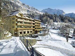 Wengen im Alpenrose