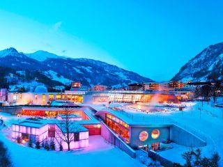 Urlaub Bad Hofgastein im Hotel Norica Therme