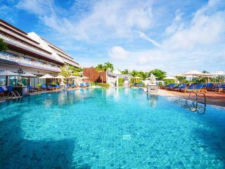 Urlaub Kata Beach im Orchidacea Resort