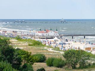 Urlaub Ostseebad Ahlbeck im Strandhotel Ahlbeck