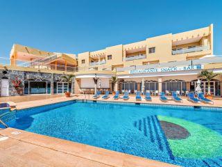 Costa Calma im Hotel Morasol Atlántico