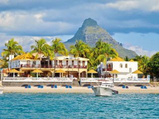 Urlaub Flic en Flac im Gold Beach Hotel Resort and Spa