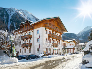 Urlaub Krimml im Hotel Krimmlerfälle