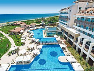 Urlaub Çolakli im Alba Royal Hotel