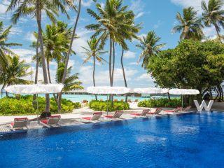 Urlaub Fesdhoo im W Maldives