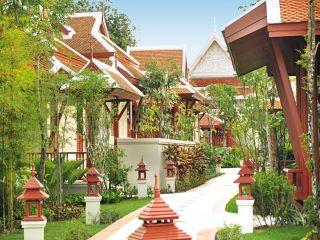 Urlaub Maenam im Samui Buri Beach Resort