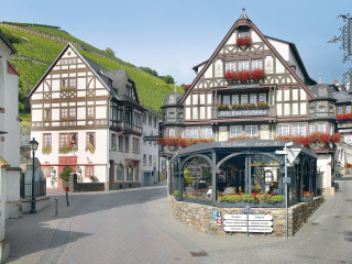 Assmannshausen im Berg's Alte Bauernschänke