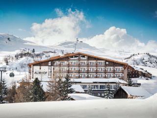 Galtür im Huber Hotels Almhof