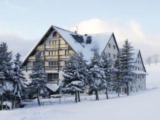 Kurort Oberwiesenthal im Alpina Lodge Hotel Oberwiesenthal