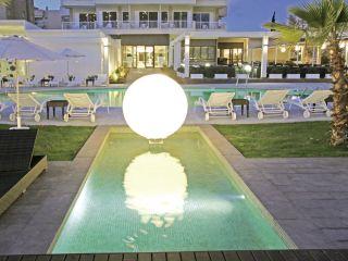 Playa de Palma im Hotel Caballero