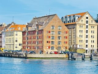 Kopenhagen im 71 Nyhavn Hotel