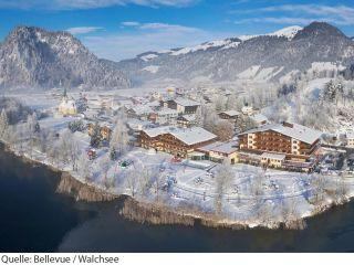 Walchsee im Hotel Ferienclub Bellevue am Walchsee