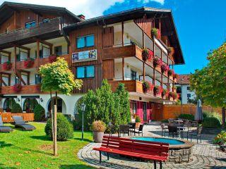 Oberstaufen im H+ Hotel Oberstaufen