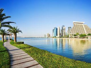 Urlaub Doha im Sheraton Grand Doha Resort & Convention Hotel