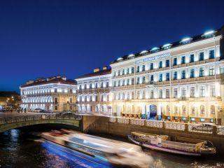 Urlaub Sankt Petersburg im Kempinski Hotel Moika 22
