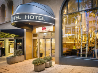 Stuttgart im Novum Hotel Boulevard