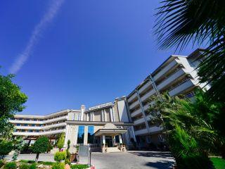 Urlaub Titreyengöl im Linda Resort Hotel