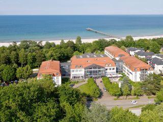 Urlaub Ostseebad Boltenhagen im Seehotel Großherzog von Mecklenburg