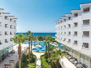 Urlaub Side im Terrace Beach Resort