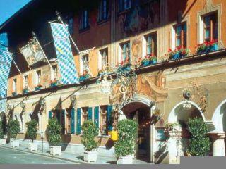Garmisch-Partenkirchen im Atlas Grand Hotel