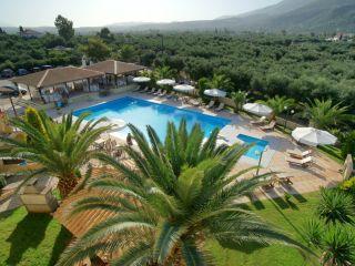 Urlaub Kyparissia im Apollo Resort Art