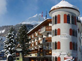 Davos Platz im Victoria Turmhotel