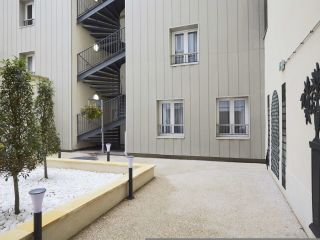 Paris im Hotel Kyriad Paris 18 - Porte de Clignancourt - Montmartre