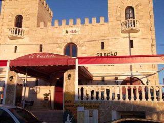 Urlaub Cala'n Porter im Castillo Sancho Panza
