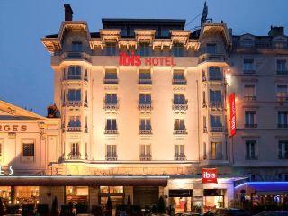 Lyon im Hôtel ibis Lyon Centre Perrache