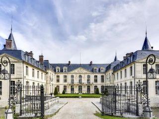Ermenonville im Chateau d'Ermenonville