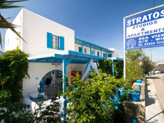 Urlaub Parikia im Stratos Apartments & Studios