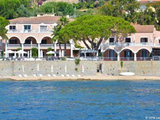 Urlaub Ajaccio im Hotel Demeure Les Mouettes