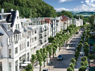Ostseebad Sellin im Pension Villa Stolzenfels