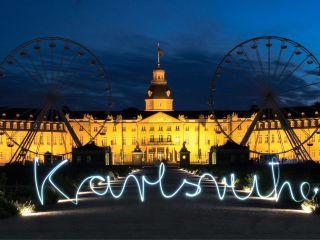 Karlsruhe im Hotel Eden Karlsruhe