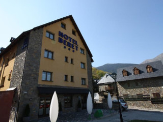 Vielha im Hotel Beret