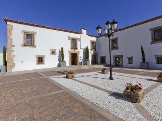 Cáceres im Hospes Palacio de Arenales & Spa