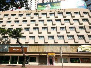 Kuala Lumpur im Grand Pacific Hotel