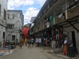 Urlaub Stone Town im Zanzibar Palace